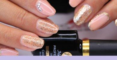 Lampara uñas semipermanentes