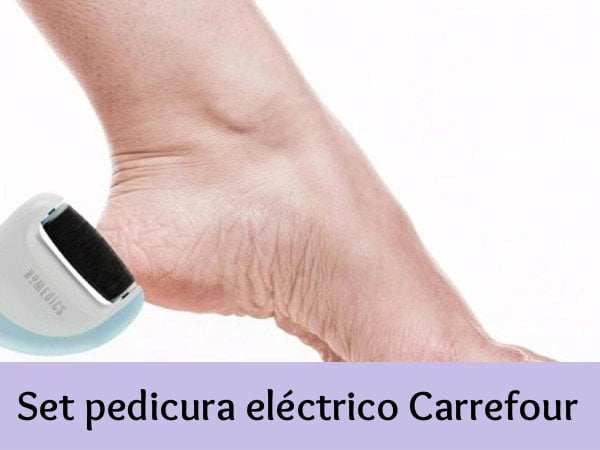 Set Pedicura Eléctrico Carrefour Mejores Modelos De 2018