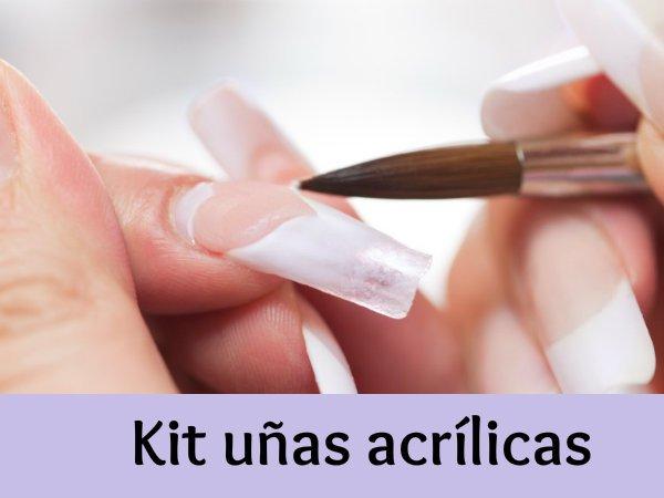 Kit Uñas Acrílicas Tu Kit Ideal Para La Manicura Perfecta