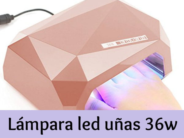 hermosa uñas 36w Lámpara y Profesional TuManicura led eWdrxCoB