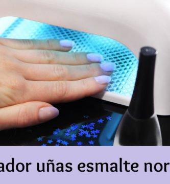 Secador uñas esmalte normal