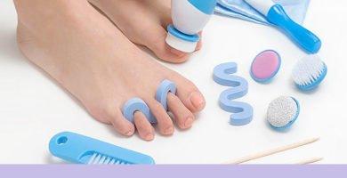 Set de manicura y pedicura profesional